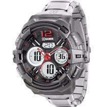 Relógio X-games Anadigi Xmpsa024 - Promoção Garantia E Nf