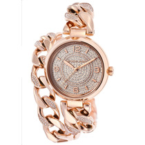 Relógio De Luxo Michael Kors Feminino Mk3267 Garantia 2 Anos
