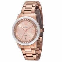 Relógio Feminino Seculus Analógico Fashion 23363lpsprs2