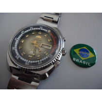 Orient Submarino King Diver- Famoso Dec. 70/80