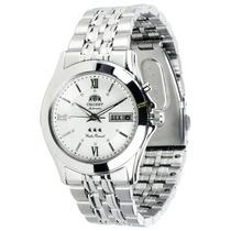 Relógio Orient Automático 469ss002 Elegante Charmoso Prata