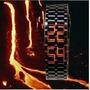 Relógio Led Lava Samurai Original Com Embalagem