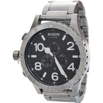 Relógio Nixon Chrono 51-30 Original / 12x Sem Juros + Sedex