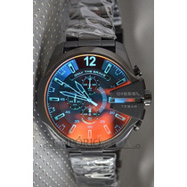 Relógio Diesel Dz4318 Com Garantia Completo + Sedex Grátis