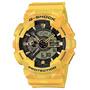 Relógio Casio G-shock Ga 110cm 9 Wr200 Camuflado 5 Alarmes