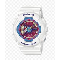 Relógio Casio Baby-g G-shock Ba-112-7adr Ba-112 Ba-111 Ba110