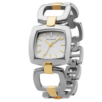 Relógio Feminino Analógico Technos 2035lnf5k - Prata/dourado