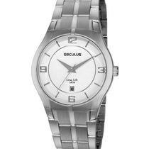 Relógio Masculino Seculus 24737g0stna1 - Classe A