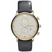 Relógio Empório Armani Ar0386 Original Completo Sedex Grátis