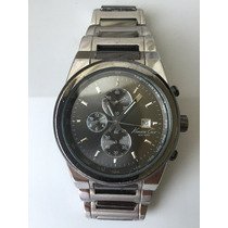 Relógio Kenneth Cole Ny Kc3851 Em Aço Inox. Original