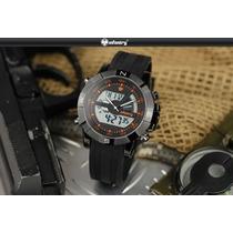 Relógio Masculino Army Infantry Cronômetro Quartz Esportivo
