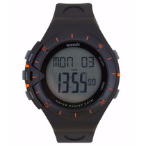 Relogio Monitor Cardiaco Speedo 58010g0evnp1