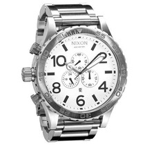 Relógio Nixon Chrono Men´s 51-30 - Várias Cores - Original!