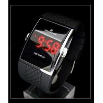 Relógio Masculino Barato Digital Led Pronta Entrega