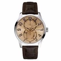 Relógio Masculino Analógico Guess 92424g0gdnc3 - Marrom