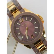 C761 - Relógio Euro Feminino Eu2036ap/4m - Original - Novo
