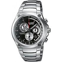 Relógio Casio Edifice Cronógrafo Ef-507d-1avd Luxo
