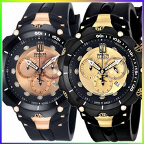 Relógio Invicta Venom Reserve Jason Taylor 14416 14418 Novo!