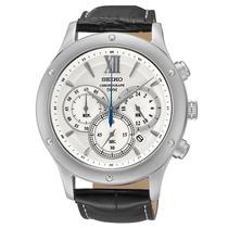Relógio Seiko Vk63ae/1p Calendário Cronógrafo Nf-e Novo