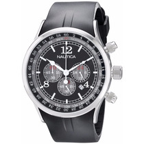 Relógio Náutica N13530g Aço Inox - Original
