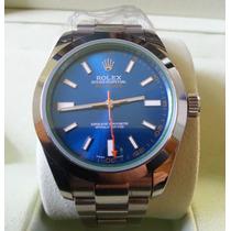 Relógio Eta 2836 Modelo Milgauss Dial Azul (modelo 2014)