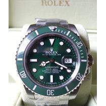 Submariner Dial Verde - Relógio Eta A2836