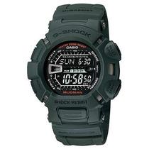 G 9000-3 Verde Militar G_shock Original Novo Na Caixa Origin