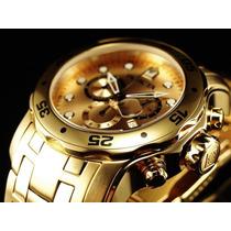 Relógio Invicta 0074 Original Completo Na Caixa Sedex Grátis
