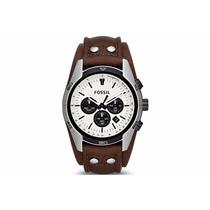 Relógio Masculino Fossil Coachman -ch2890 ( Rev.autorizado)