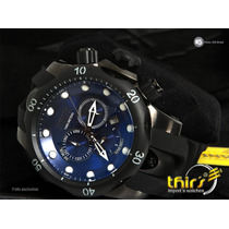Invicta Reserve Venom F0003 Blue Grande 54 Mm Swiss Origin