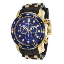 Relógio Invicta 17882 (linha 6983) Ouro ! Aventador Import !