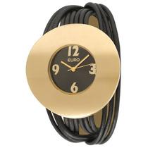 Relógio Euro Marsala Eu2035ow/2p - Garantia Direto Da Euro