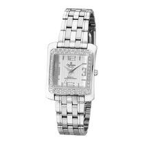 Relógio Champion Feminino C/ Strass Ch24124q - Garantia