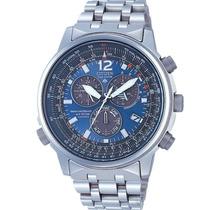 Relógio Citizen Crono Pilot Titanium Uhr As4050-51l As4050