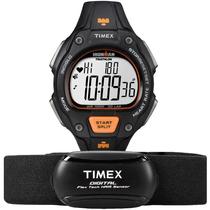 Relogio Timex T5k720ra/ti Ironman Classico Monitor 100m