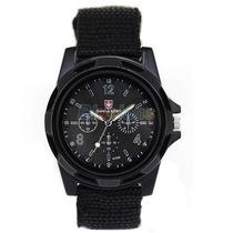 Relógio Gemius Swiss Army Militar Exército Importado