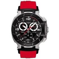Relógio Tissot T-race Moto Gp Pulseira T048.417.27.057.01