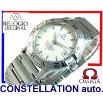 Lindo Omega Constellation Chronometer Auto. Aço-aço!