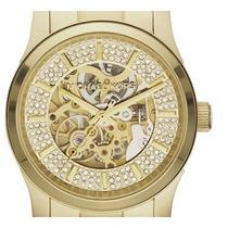 Relógio Luxo Michael Kors Mk9009 Automático Super Lançamento