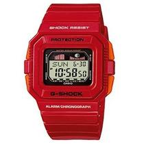 Relógio Casio G-shock Glx-5500 Grafico Maré 200m 3 Alarmes V