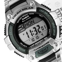 Relógio Casio W-s220d-1av Bateria Solar