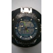 Relógio Orlando Importado De Aço Barato Masculino