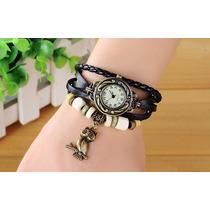 Relógio Bracelete Vintage Bonito E Barato Estilo Pulseira