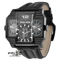 Relógio Police Tri-time Hammerhead Pl13088jsb-02