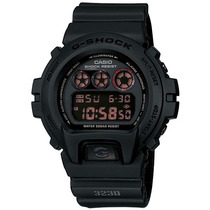 Relógio Casio G Shock Dw 6900 Ms 1dr Preto Padrão Digital