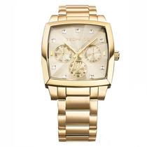 Relógio Technos Feminino Elegance Swarovski 6p29age/4x