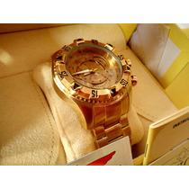 Relógio Invicta Reserve 6471 Original Garantia E Caixa