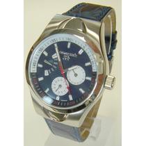 Bernhard Loewenstein Blue Relógio Alemão Por Esse - R$100