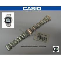 Pulseira Casio Aço Original Para Ws-210 Sgw-300 Ae-1000