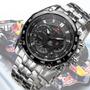 Relógio Casio Edifice Redbull Ef 550 Rbsp-1av Pendulo Ef550